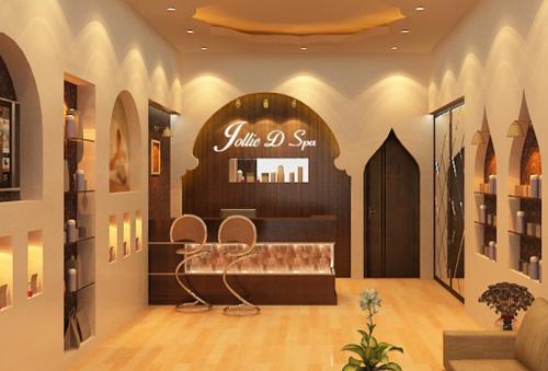 Giới thiệu công ty Jollie D Spa